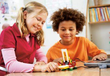 Новый комплект от фирмы игрушек Lego