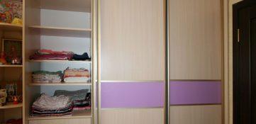 Заказать шкаф-купе в Киеве: выбираем изделие для детского сада